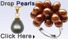 drop pearl jewelry
