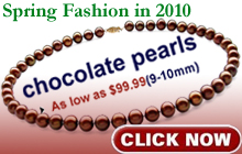 pearl fashion trend in 2010