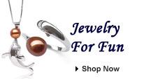 pearl pendant & pearl ring