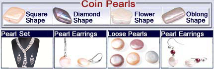 loose coin pearls