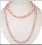 southsea shell pearl necklace