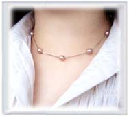 tin-cup necklace