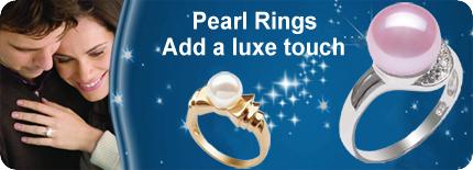 pear rings