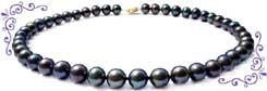 9-10mm pearl necklace