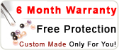 6-month warranty