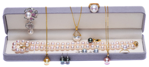 wholesale pearl jewelry