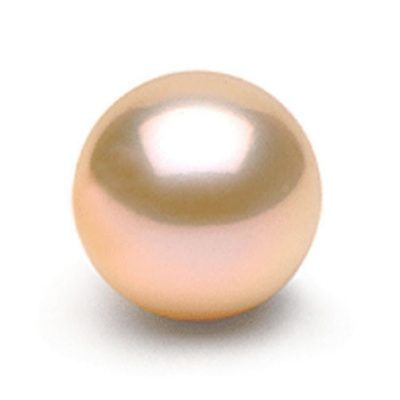 Keepsake 10-10.5mm Loose AAA Round Pink Pearl