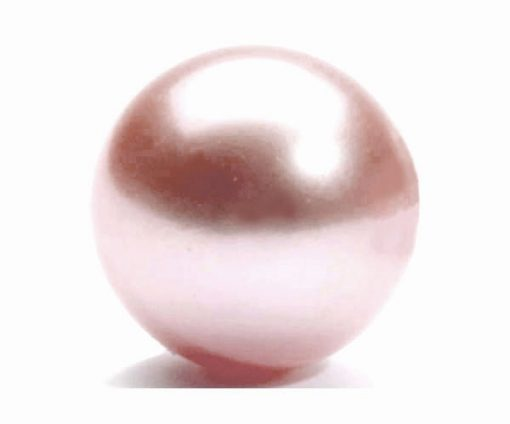 Light Lavender Colored Edison Huge 14-15mm Round Pearl