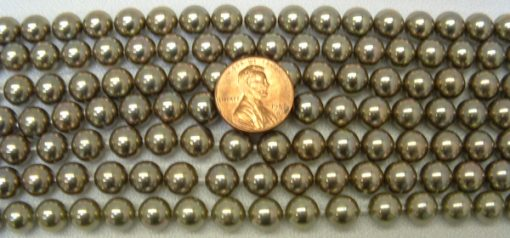 Army Brown 8mm SSS Pearl Strands