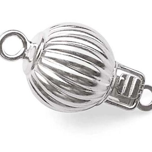 925 SS Ball Clasp