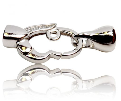 Large 925 Sterling Silver Clasp