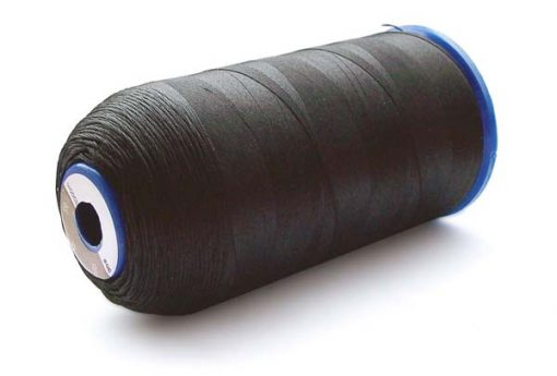 Black Japanese Polyester Thread for Stringing Pearl