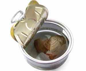 Open a Can - A pearl Oyster with A Round Pearl Inside