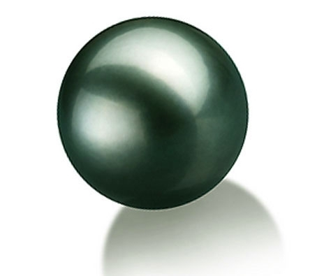 11-11.5mm High Quality Tahitian Peacock Pearl