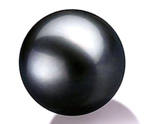 13-13.5mm Large Tahitian Black Single Pearl