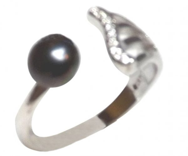 Adjustable 925SS Ring Setting