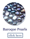 baroque pearl beads on strands