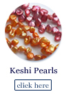 keshi pearl beads strands