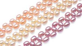 Rice Pearl Bracelets