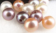 Larger Hole Pearls