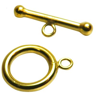 Gold Fill Toggle Clasp