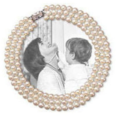 Jackie O Pearl Necklace