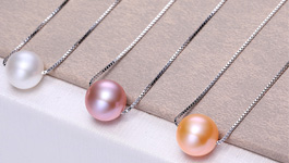 Round Add-a-Pearl Necklace