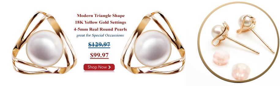 pearl earrings for cyber week sale