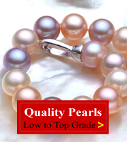 round pearl jewelry