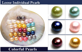 Loose Button Pearls