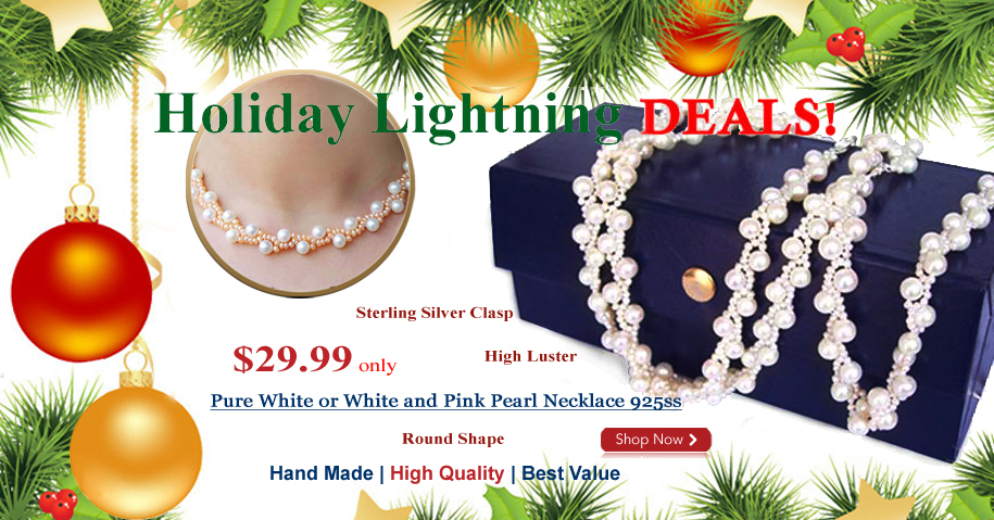 pearl gift necklace