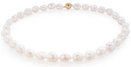 14mm Pearl Necklaces