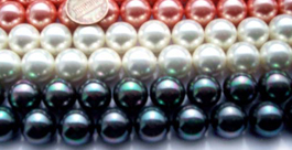 14mm Shell Pearls