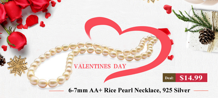 Valentine's Day Pearls Sale