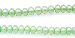 10-11mm Button Pearls