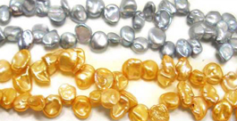 5-7mm Seed Keshi Pearls