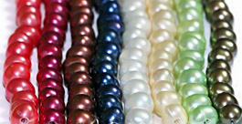 7-8mm Semi-Round Pearls