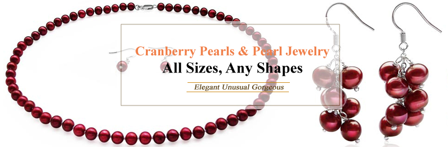 cranberry pearl jewelry