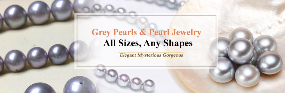 grey pearl jewelry 1