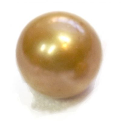 Golden Edison pearls