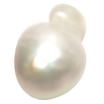 baroque single pearl