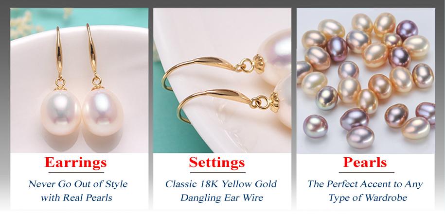 cyber monday pearl earrings on sale