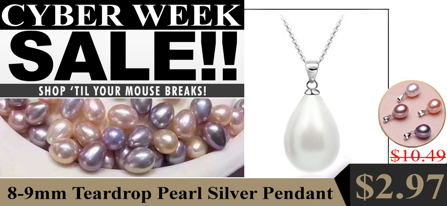 cyber monday pearls sale