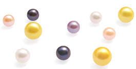 Loose Round Pearls From 1mm to 15mm
